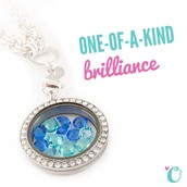 Introducing Crystals by Swarovski Made exclusively for Origami Owl