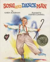"""Song and Dance Man"" by Karen Ackerman"