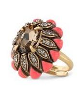 Rosanna Ring - adjustable