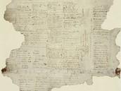 Original copy of the treaty