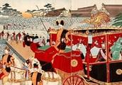 1868: Meiji Restoration in Japan
