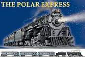 Mary R. Garcia: All Aboard the Polar Express!