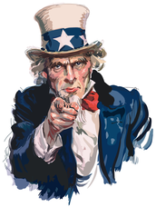 The United States needs you!