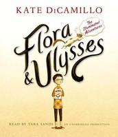 Newbery Winner: Flora & Ulysses:The Illuminated Adventures