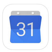 Google Calendar (iPhone App)