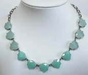 Somervell Necklace - Aqua
