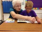 Our Friend - Grandma Barb