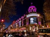 Stores in Paris