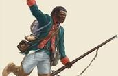 Les Loylistes Noirs en Guerre