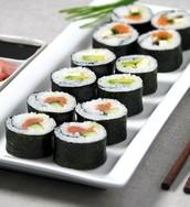 discusting  sushi