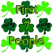 First 7 Get the Pot of Gold!