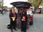 Trunk or Treat - Harry Potter Style