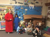 2nd Grade Nativity