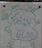 What we noticed about fairy tales