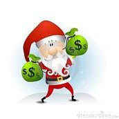Cha-Jingle all the way to the bank!