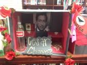 Cesar Chavez Offrenda