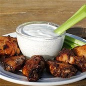 ranch and chicken