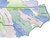 Tar-Pamlico region in North Carolina