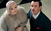 Tom and Daisy Buchanan