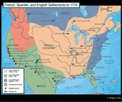 french settlement in north America