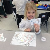 Reviewing Beginning Letter Sounds