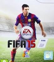 Me gustaría un videojuego FIFA 2015. Es difícil y cuesta treinta y dos euros.