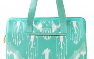 Ikat Tote Sold