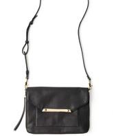 Tia Crossbody/Clutch bag - Midnight Black