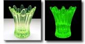 This is uranium glass