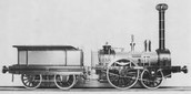 The history of steam transporation