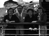 Walt's family