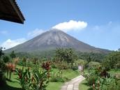 Volcan de Arenal