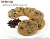 One accidental invention is Chocolate chip cookies