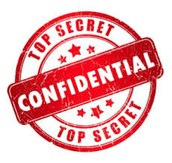 Keep your personal info Top Secret