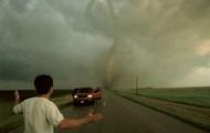 Tornado in the street