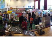 SUPPORTING SCIENCE AND TECHNOLOGY FAIRS