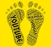 This is a digital footprint