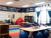 Flexible Seating and Student-Centered Classroom Re-design