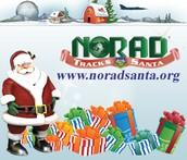 NORAD Tracks Santa website
