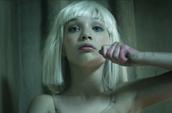 Maddie In Chandelier Music Video