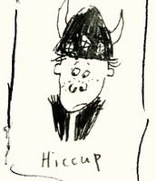Hiccup -   protagonist