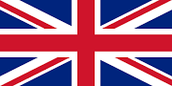 This is the union Jack to represent Britain
