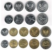 Indonesia Coins