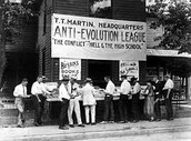 Anti-Evolution league