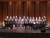 SBMS Varsity Choir wins Sweepstakes