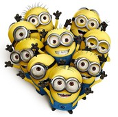 Yes, I LOVE Minions! They are just SO CUTE!