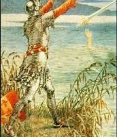 The Returning of Excalibur