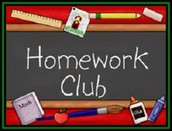 School-Wide Homework Club Starting November 17th.