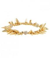 Renegade Cluster Bracelet-Gold