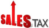 Sales Tax, tax on purchased goods and services